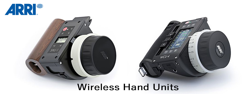 Wireless Hand Units