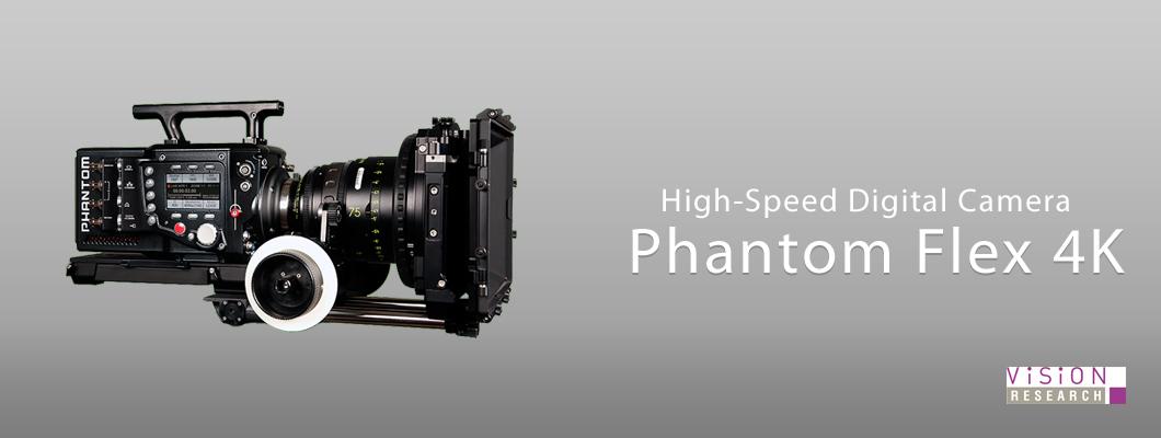 Phantom Flex 4K